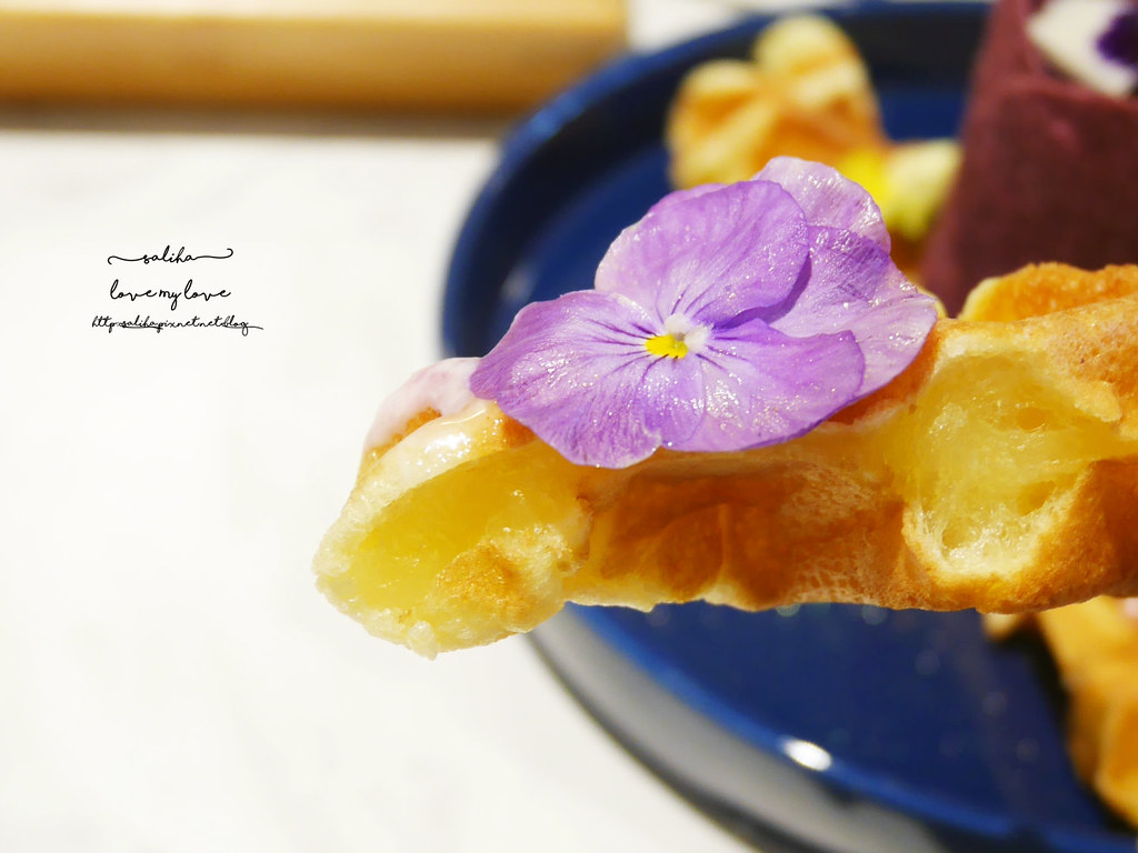 新北板橋Chic Chic咖啡廳推薦夢幻甜點冰品下午茶ig打卡景點  (2)
