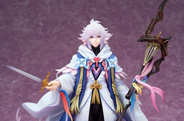 光彩奪目的花之魔術師 amie×ALTAiR《Fate/Grand Order》Caster/梅林(キャスター/マーリン)1/8 比例模型