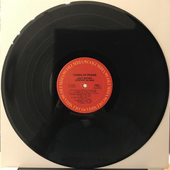 TOWER OF POWER:AIN'T NOTHIN' STOPPIN' US NOW(RECORD SIDE-A)