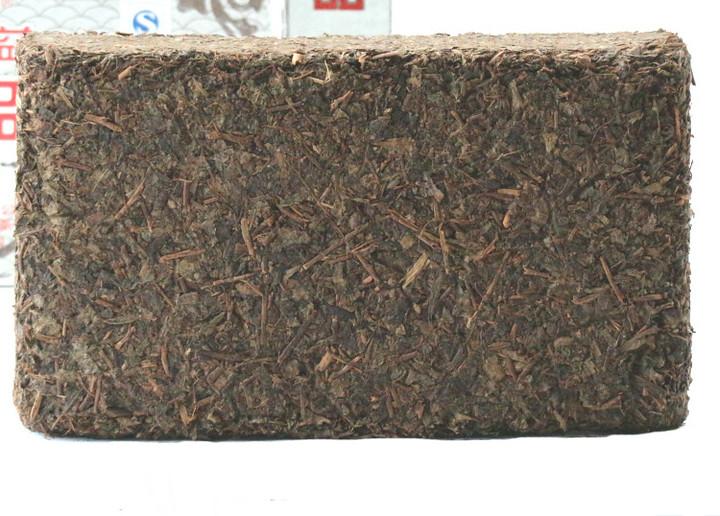 """2007 XiangYi  FuCha """"Te Zhi Li Pin Cha"""" (Specially Made Gift Tea) Brick 800g Dark Tea Hunan"""
