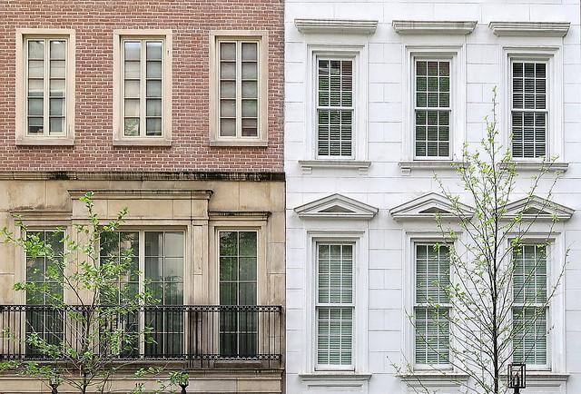 East Side windows, Manhattan
