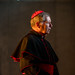 6. George Costigan as The Cardinal. Photo credit Mihaela Bodlovic