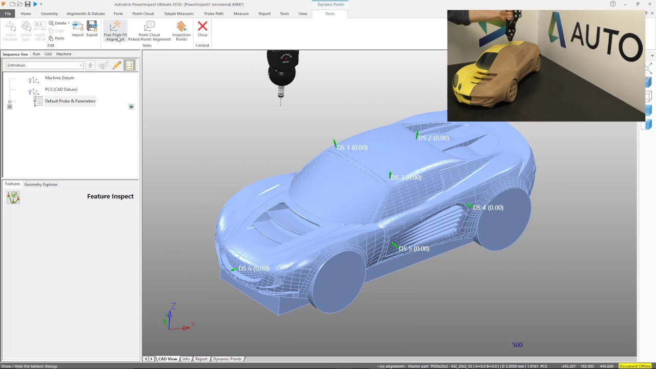 Download Autodesk PowerInspect Ultimate 2020 win64 full license
