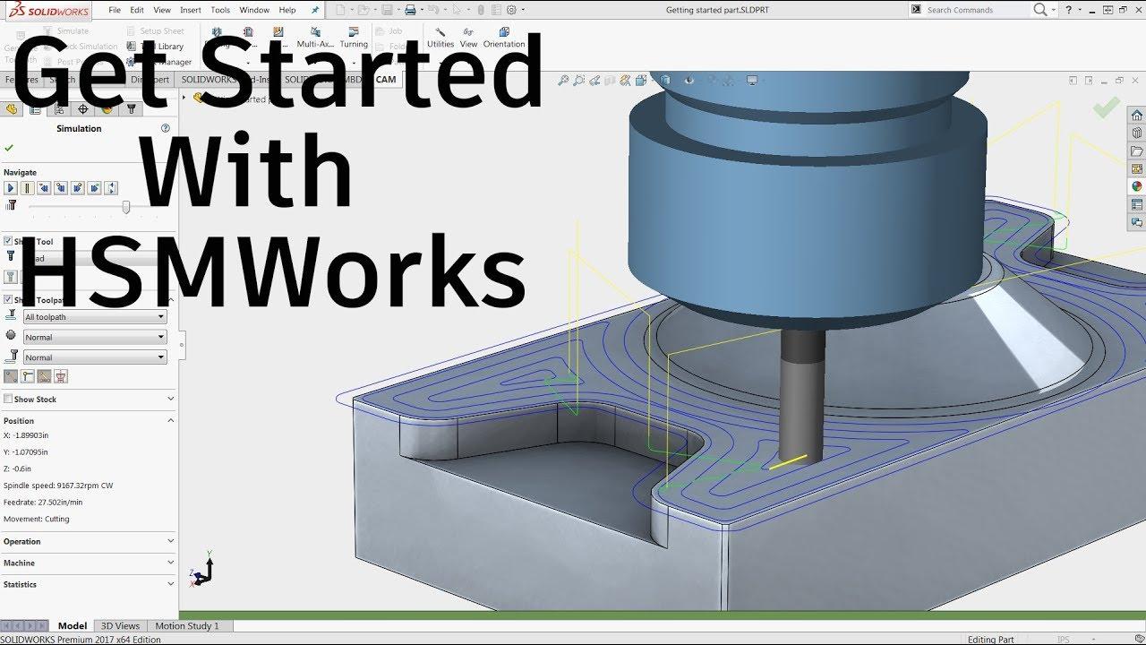 Download Autodesk HSMWorks Ultimate 2020 x64 full license forever