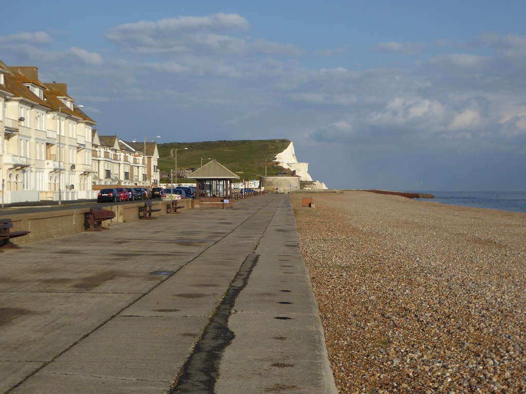 Seaford seafront