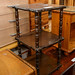 Tiered lamp table E23