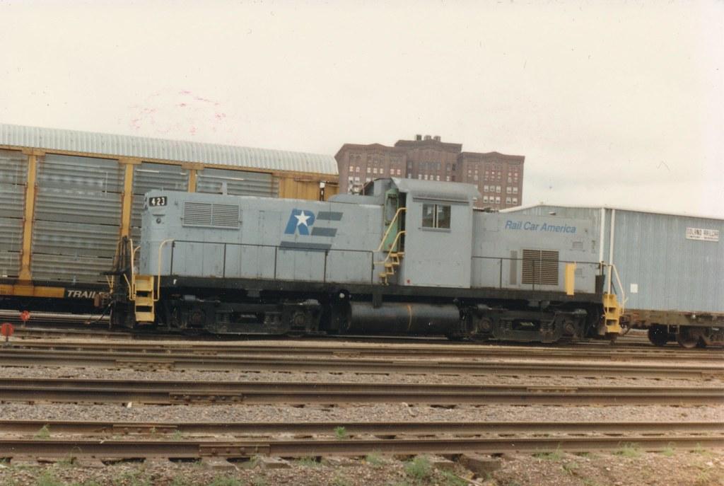HO Alco C415 Project: Rail Car America 423 | Model Railroad
