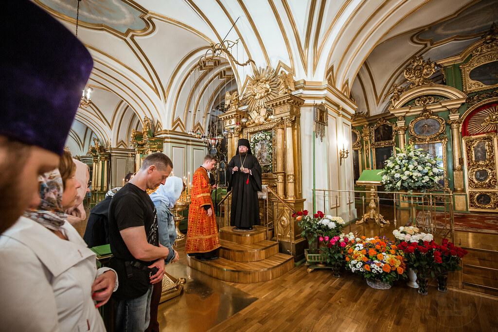 22 мая 2018, День памяти святителя и чудотворца Николая  / 22 May 2019, The remembrance day of the St. Nicholas the Wonderworker