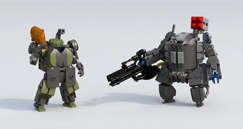 Gunfight, eh?