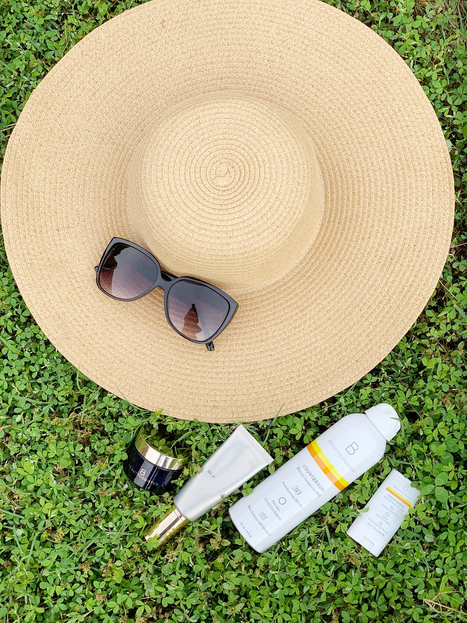 Summer Skincare Staples on Work it Mommy blog