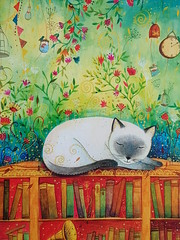 RESERVED Le chat Jehanne Weyman