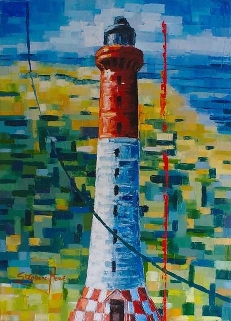 Phare de la Coubre Coubre lighthouse (Charente-Maritime, France)
