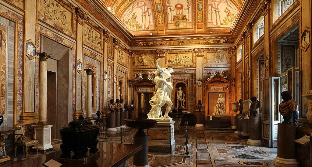 Galleria Borghese | Mooistestedentrips.nl