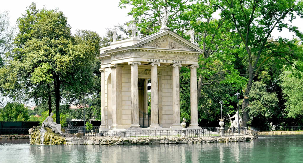 Bezienswaardigheden Rome: Villa Borghese | Mooistestedentrips.nl