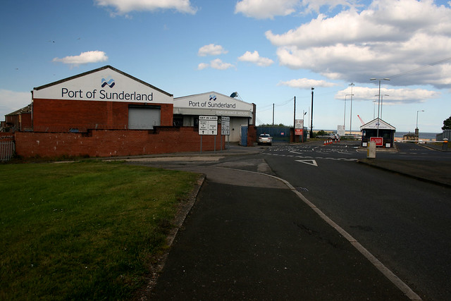 Sunderland Docks