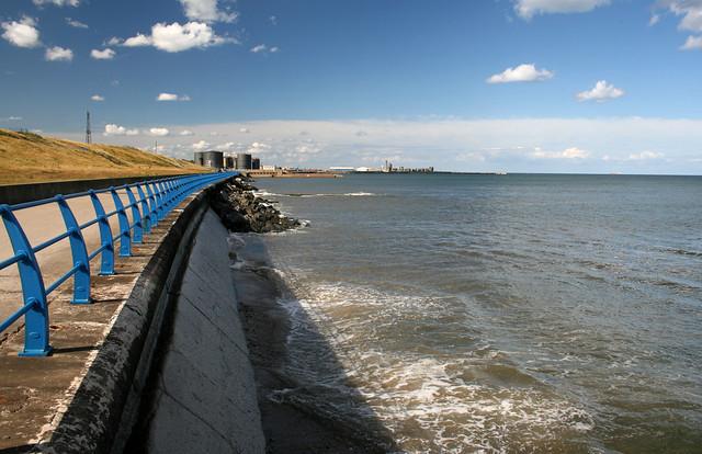 Beach south of Sunderland