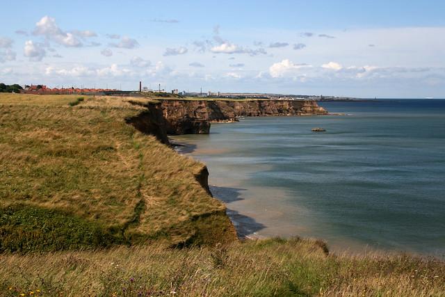The coast at Ryhope