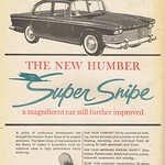 Wed, 2019-05-22 15:34 - Humber Super Snipe 1963