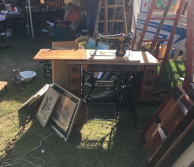 Brimfield Antique Show!