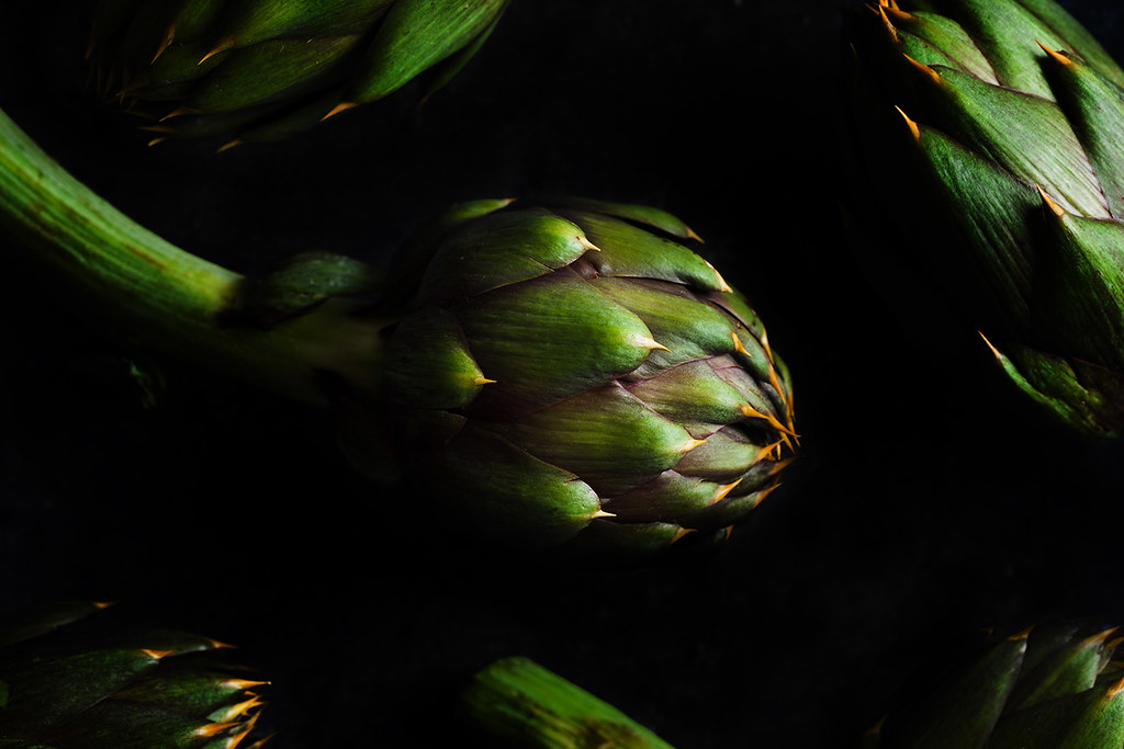 Virginia Repetto - Artichokes