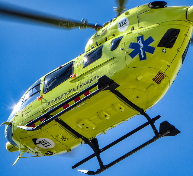 Airbus Helicopters H145 EC-MOR
