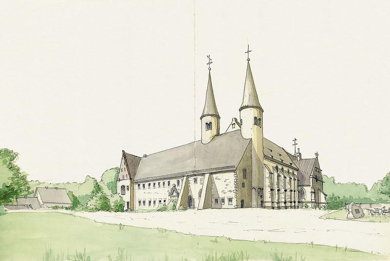 Moellenbeck Monastery