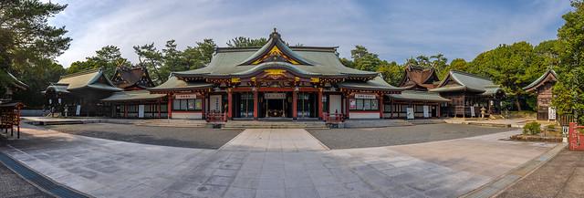 Fukuyamahachimangu Shrine