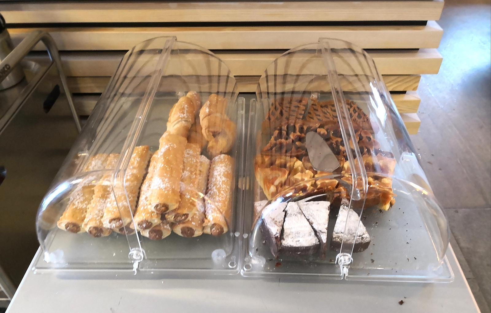 Desserts at Stoos Hüttä