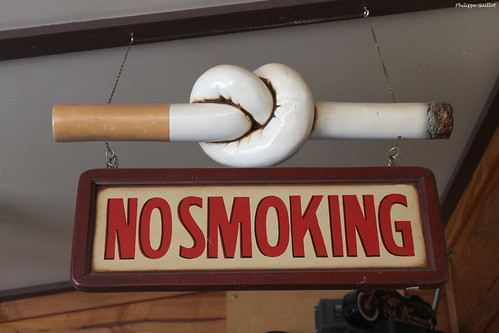 No smoking | by philippeguillot21