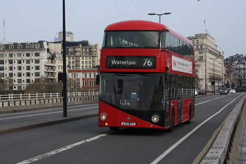Go-Ahead London LT877 LTZ1877