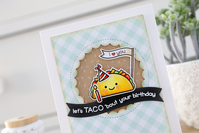 let's taco 'bout it (Lawn Fawn inspiration week)