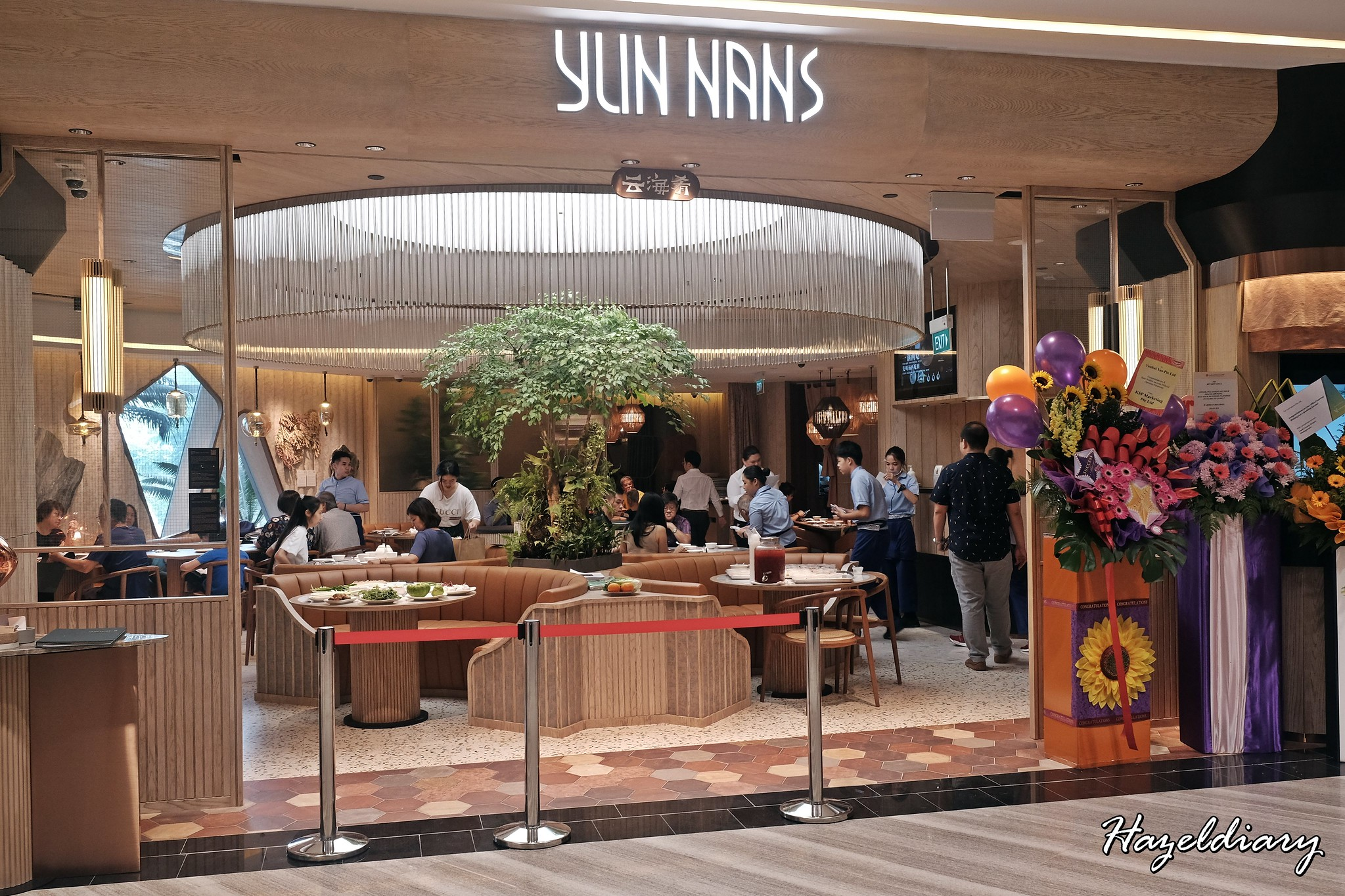 [SG EATS] Yun Nans (云海肴)– Largest Yunnan F&B Chain in China Opens in Jewel Changi Airport Singapore