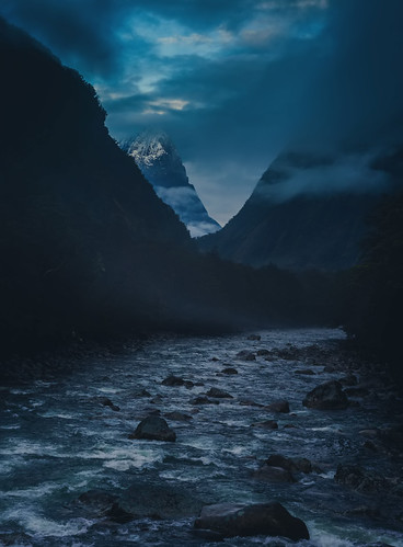 Misty Milford Sound