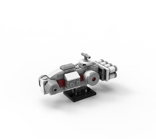 LEGO Star Wars Tantive IV Make & Take