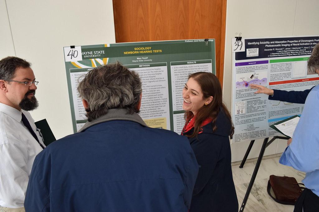 2019 CLAS Undergraduate Research Symposium | Wayne State