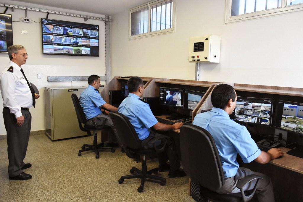 2019-04-15 GOBIERNO: Equipamiento Servicio Penitenciario