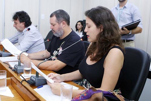 8ª Reunião Ordinária - Comissão de Direitos Humanos e Defesa do Consumidor