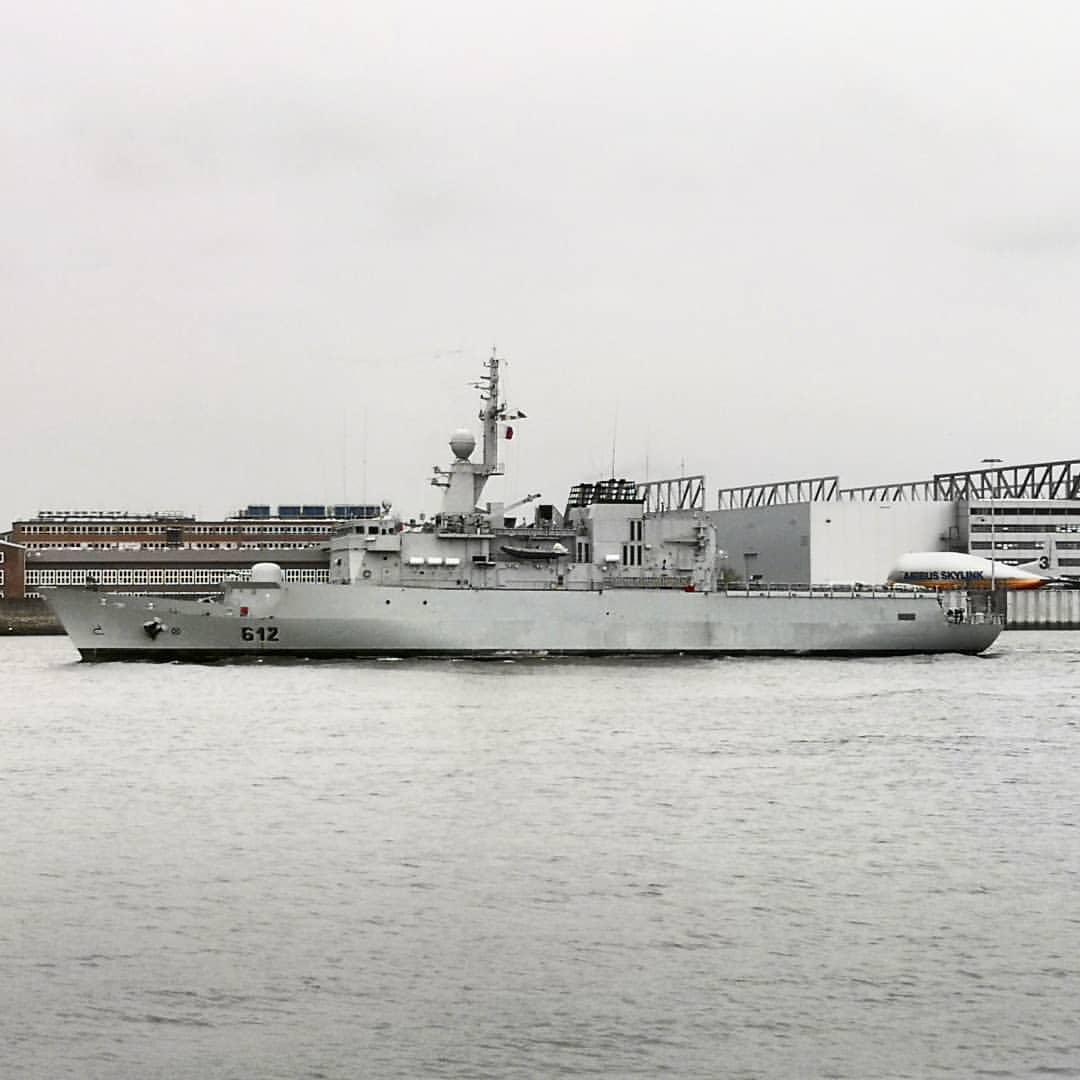 Royal Moroccan Navy Floréal Frigates / Frégates Floréal Marocaines - Page 14 47562699552_33b214fde7_o