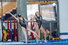 XX Campeonato de España Junior de invierno de natacion sincroni