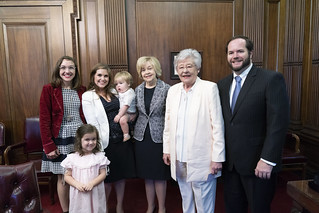 Swearing In Ceremony Jean Brown   89 | by Governor Kay Ivey