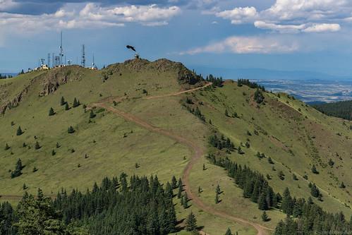 tsoodzil mountains landscape moscapeak