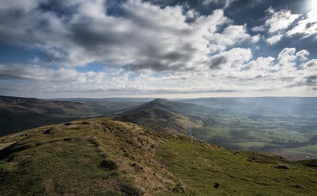 Morning on the Great Ridge