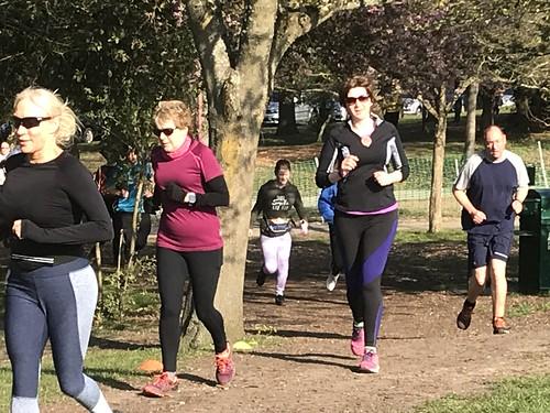 Bracknell Park Run 13th April 2019 | by miriamardron