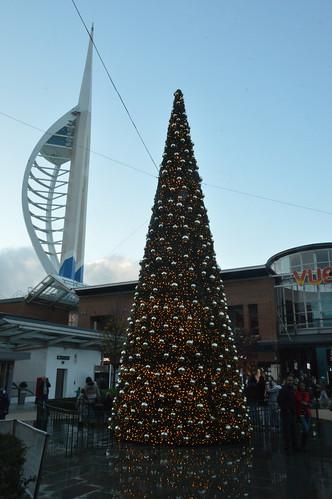 Gunwharf Quays at Christmas | by CoasterMadMatt