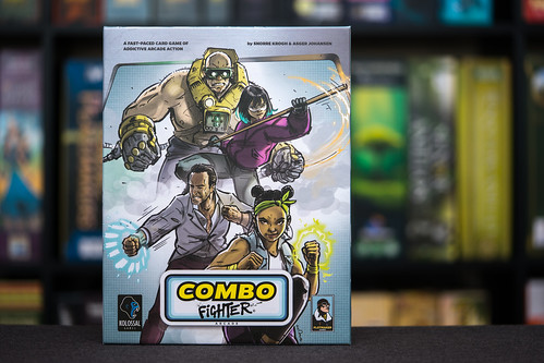 Combo Fighter | by Doctor Meeple