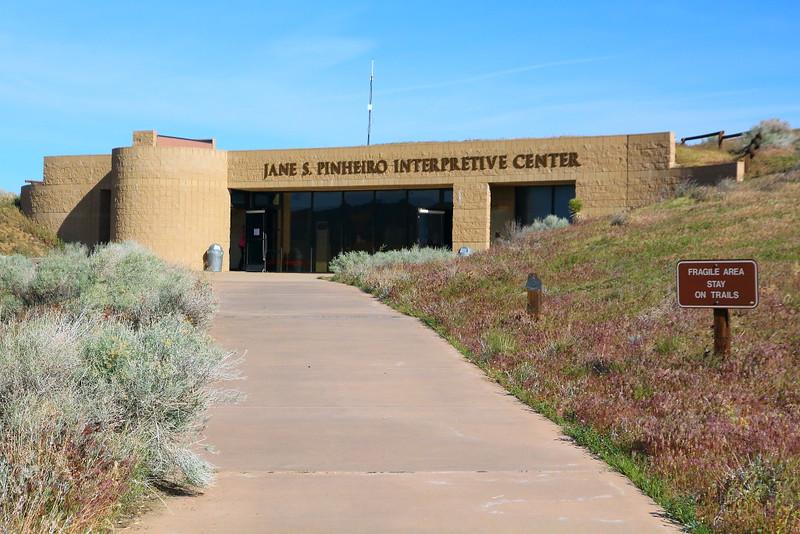 IMG_1925 Visitor Center, Antelope Valley California Poppy Reserve