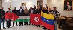 En Túnez celebran el 13 de abril con la creación de un Comité de Apoyo al Pueblo de Venezuela