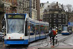 2022, Damrak, Amsterdam, January 29th 2015