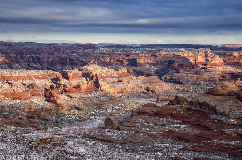 Upper Salt Creek Canyon