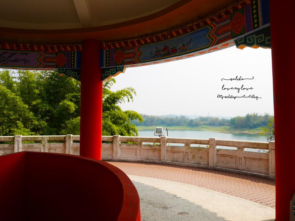 嘉義市區一日遊景點推薦好拍ig打卡蘭潭水庫 (3)